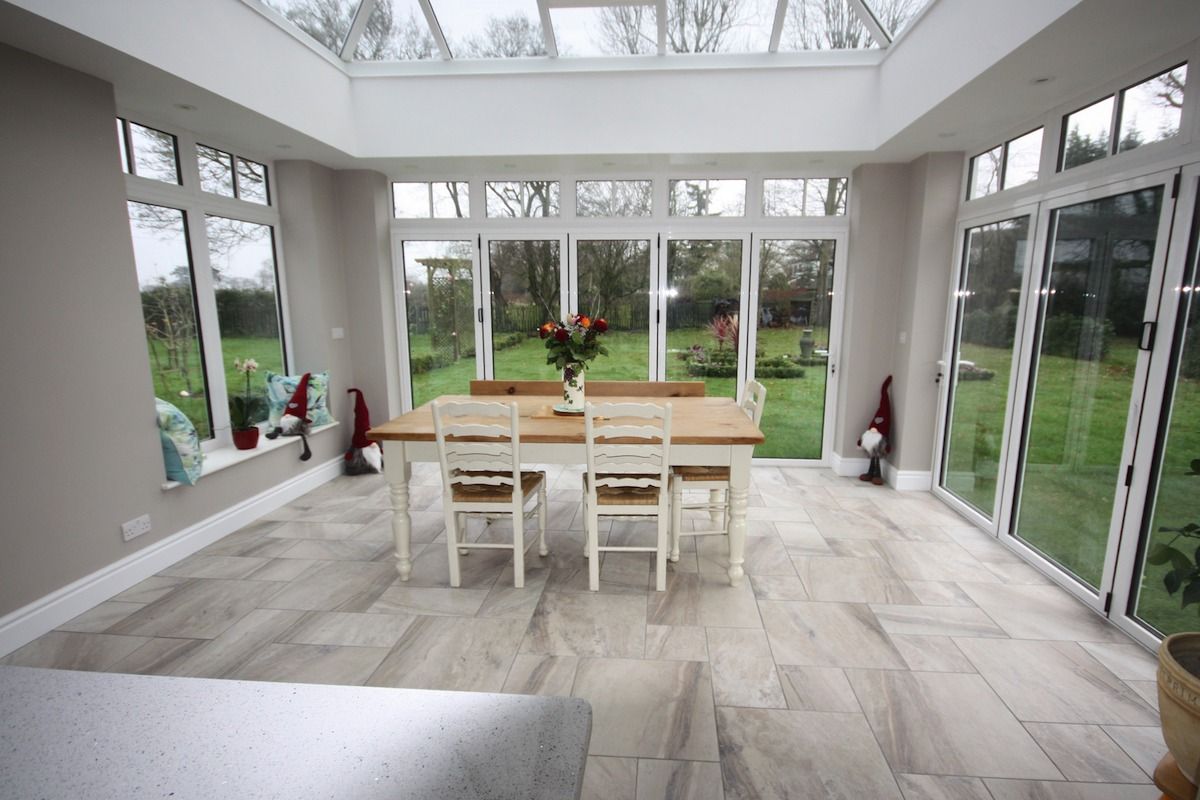 Bishop Stortford Orangery Dining Room