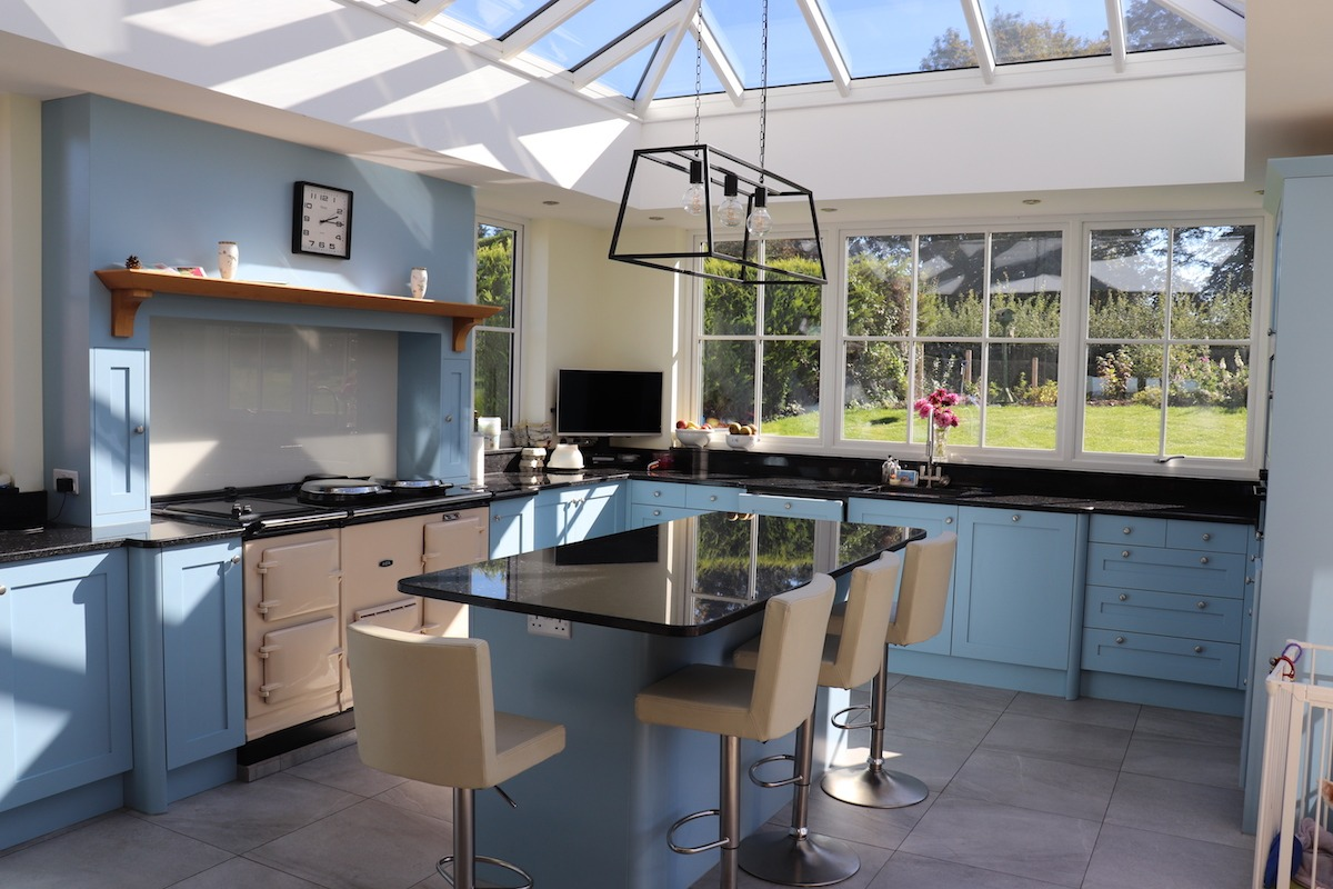 Stansted Kitchen Extension