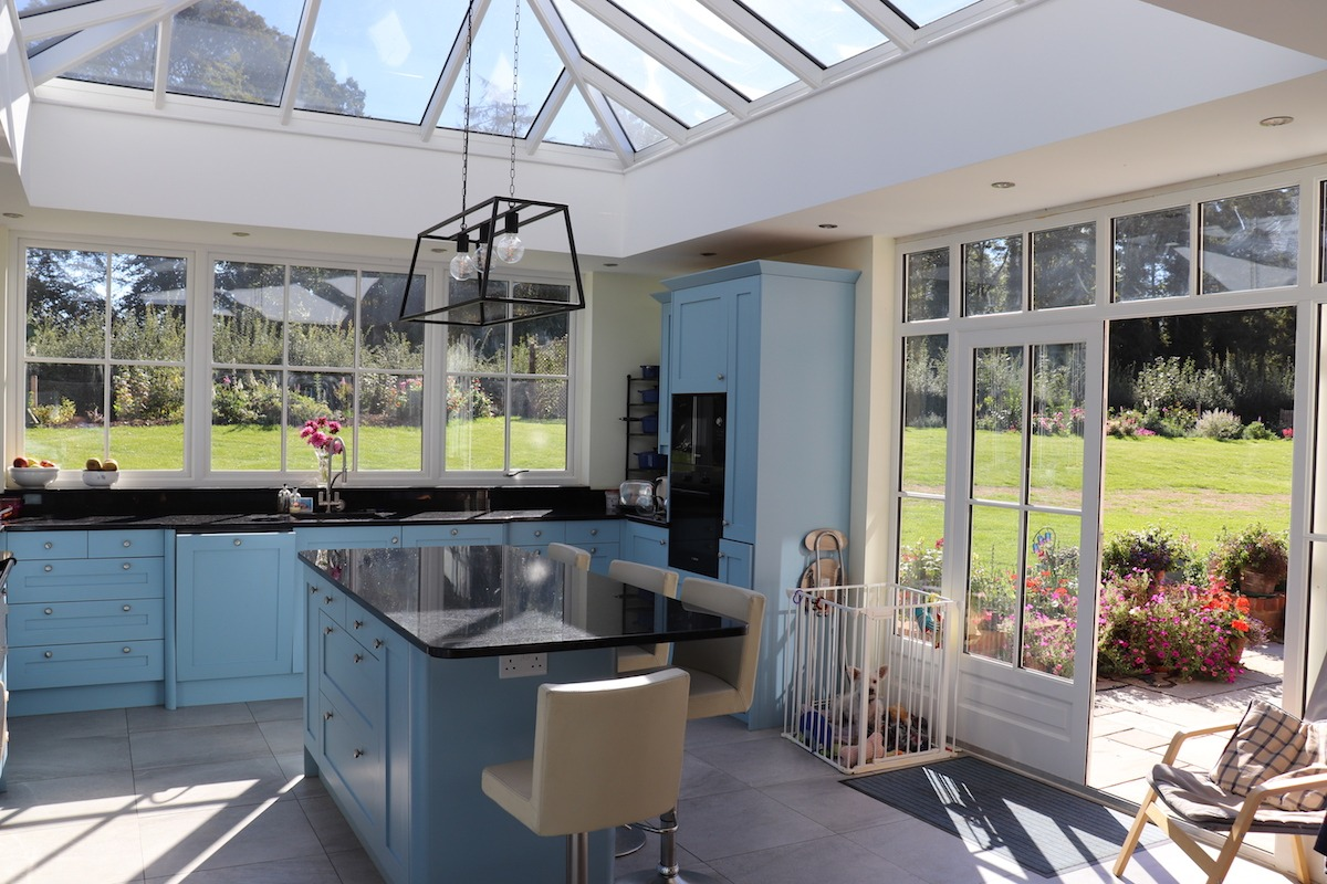 Stansted Kitchen Extension 2