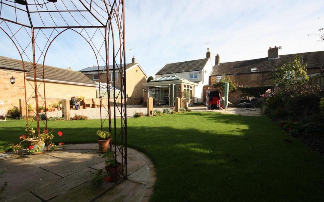 Doddington Orangery Extension