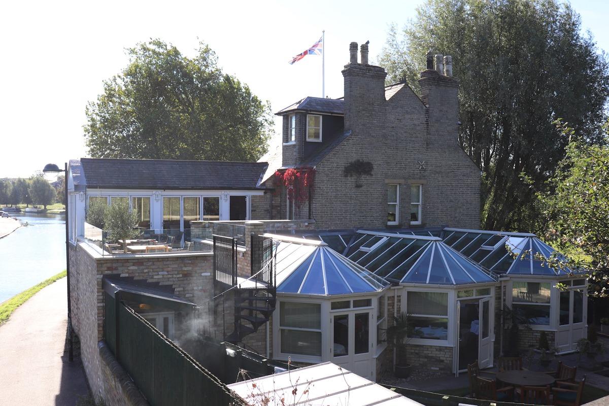 Midsummer House Panoramic