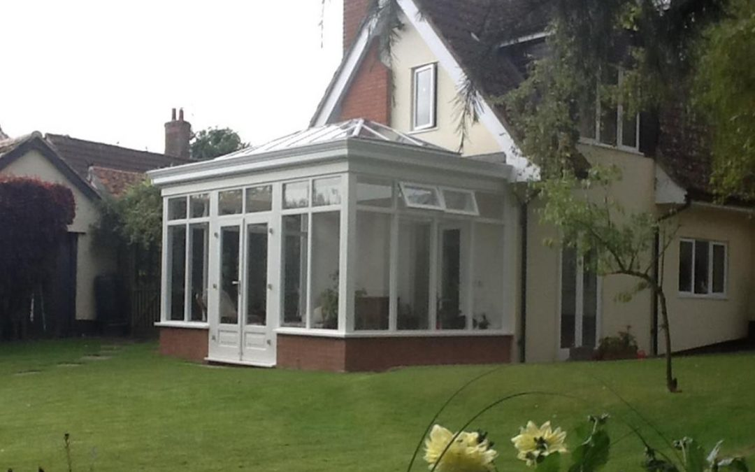 Risby Orangery And Garage Extension