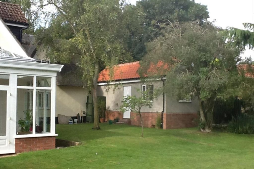 Risby Orangery And Bespoke Garage