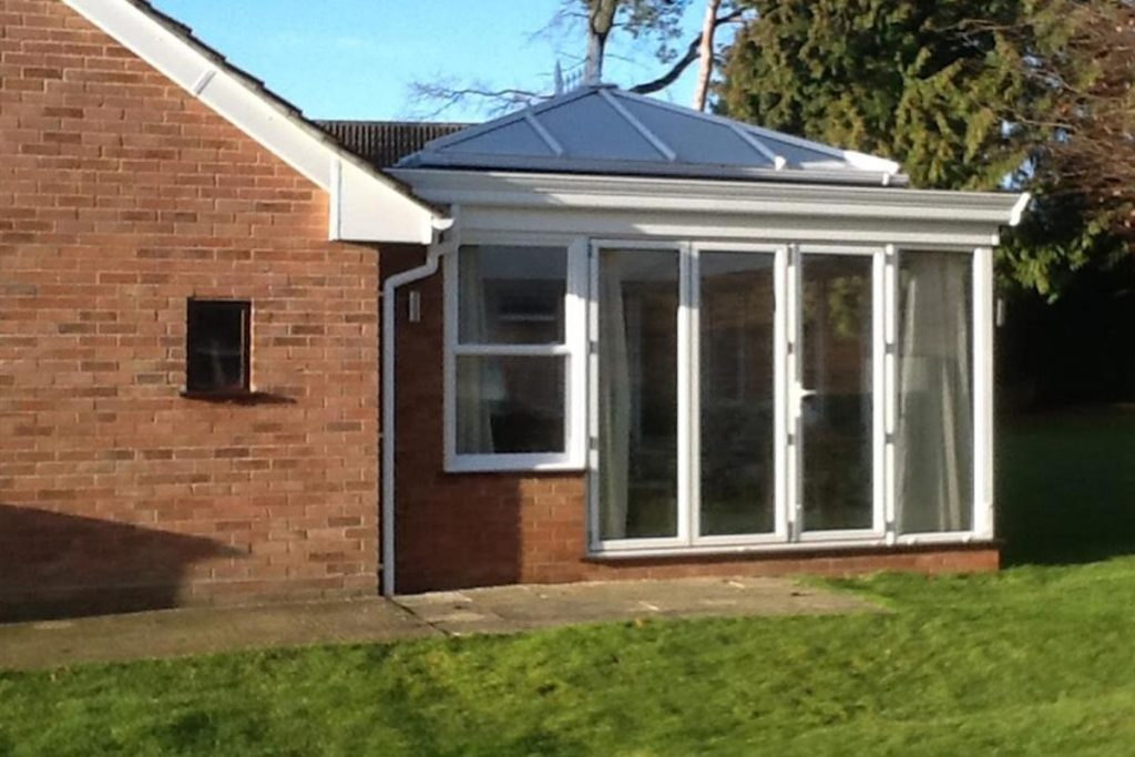 Stanstead Orangery Extension