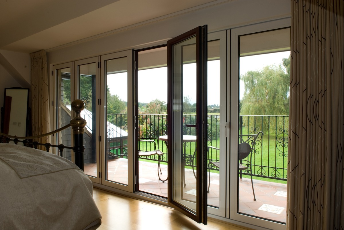 Folding Doors Balcony