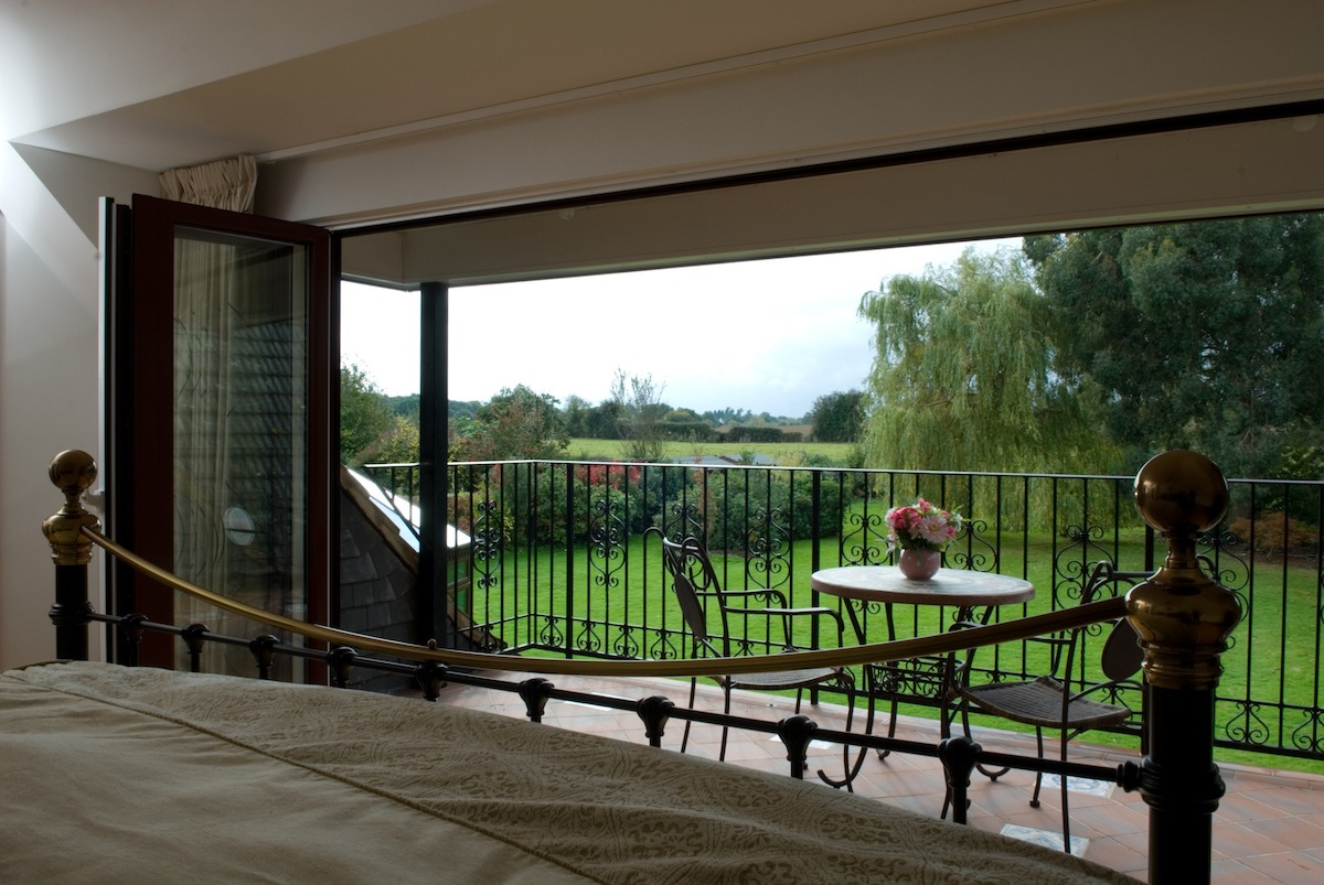 Folding Doors Veranda