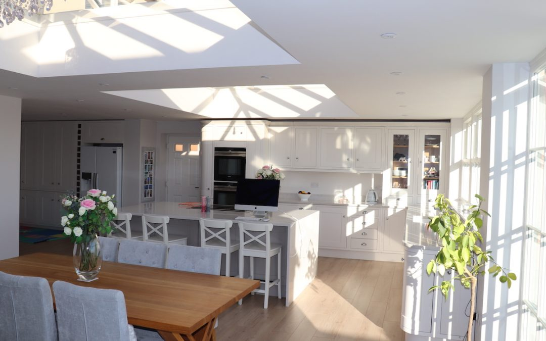 What's The Difference Between A Conservatory & An Orangery?