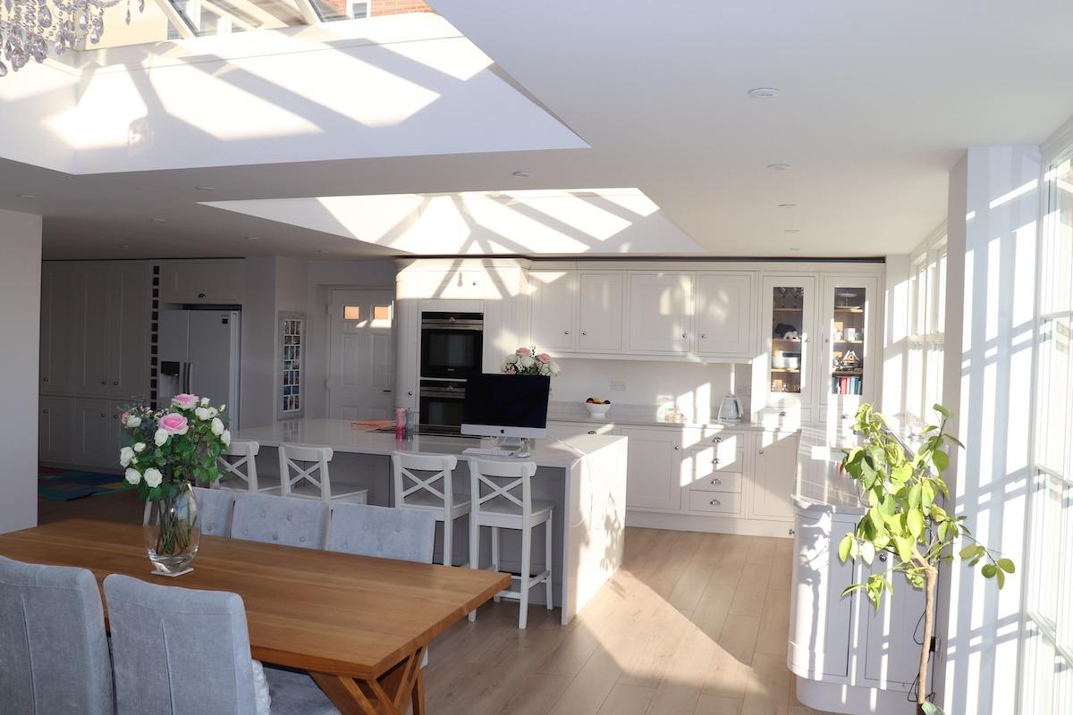 Hardwick Orangery Complete