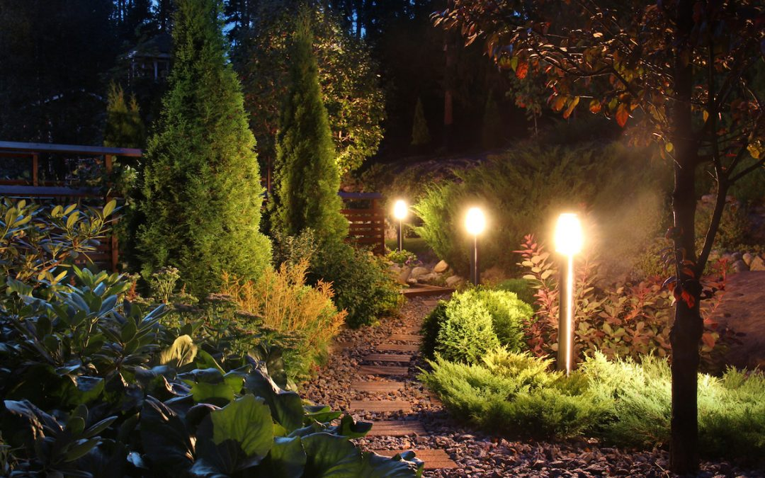 Garden Lighting Ideas To Light Up Your Outdoor Space