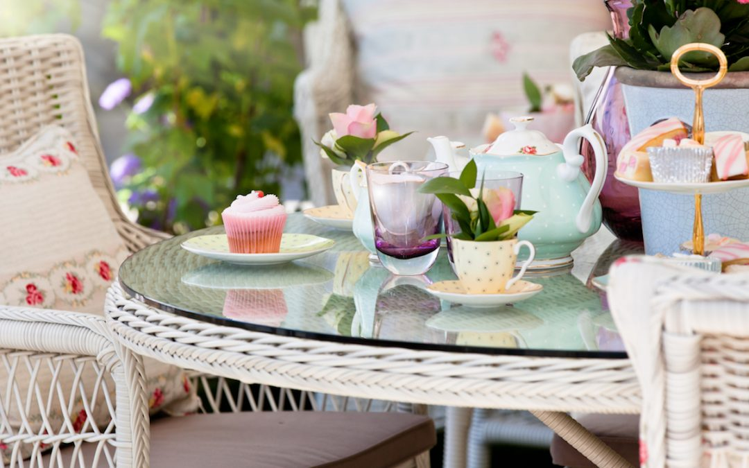 How to host the ultimate summer garden party